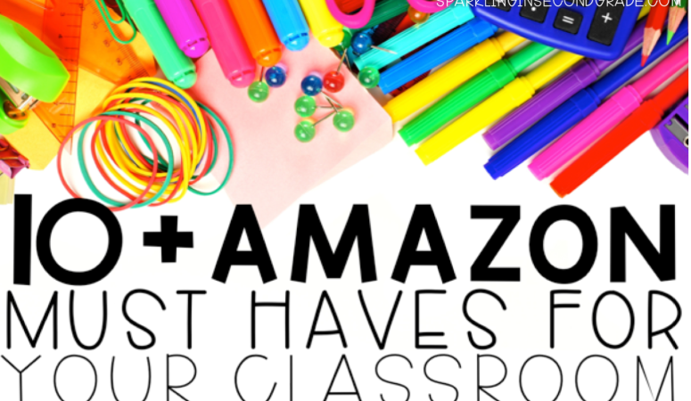 Amazon Teacher Must Haves