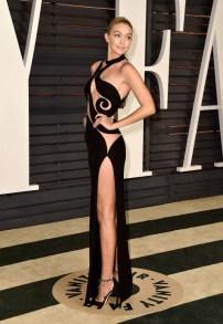 Gigi-Hadid at Vanity Fair Oscar Party
