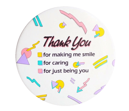 just want to say