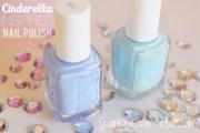 cinderella blue nail polish
