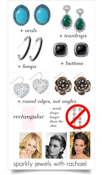 How to Look Stylish | The Right Earrings for Your Face Shape