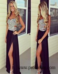sparkly prom dresses 2015