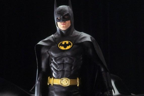 Batman Michael Keats