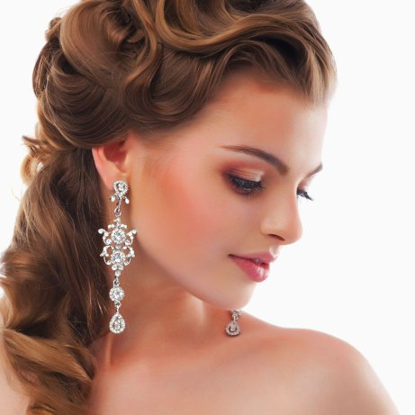 Benefits of Wearing Sterling Silver Earrings
