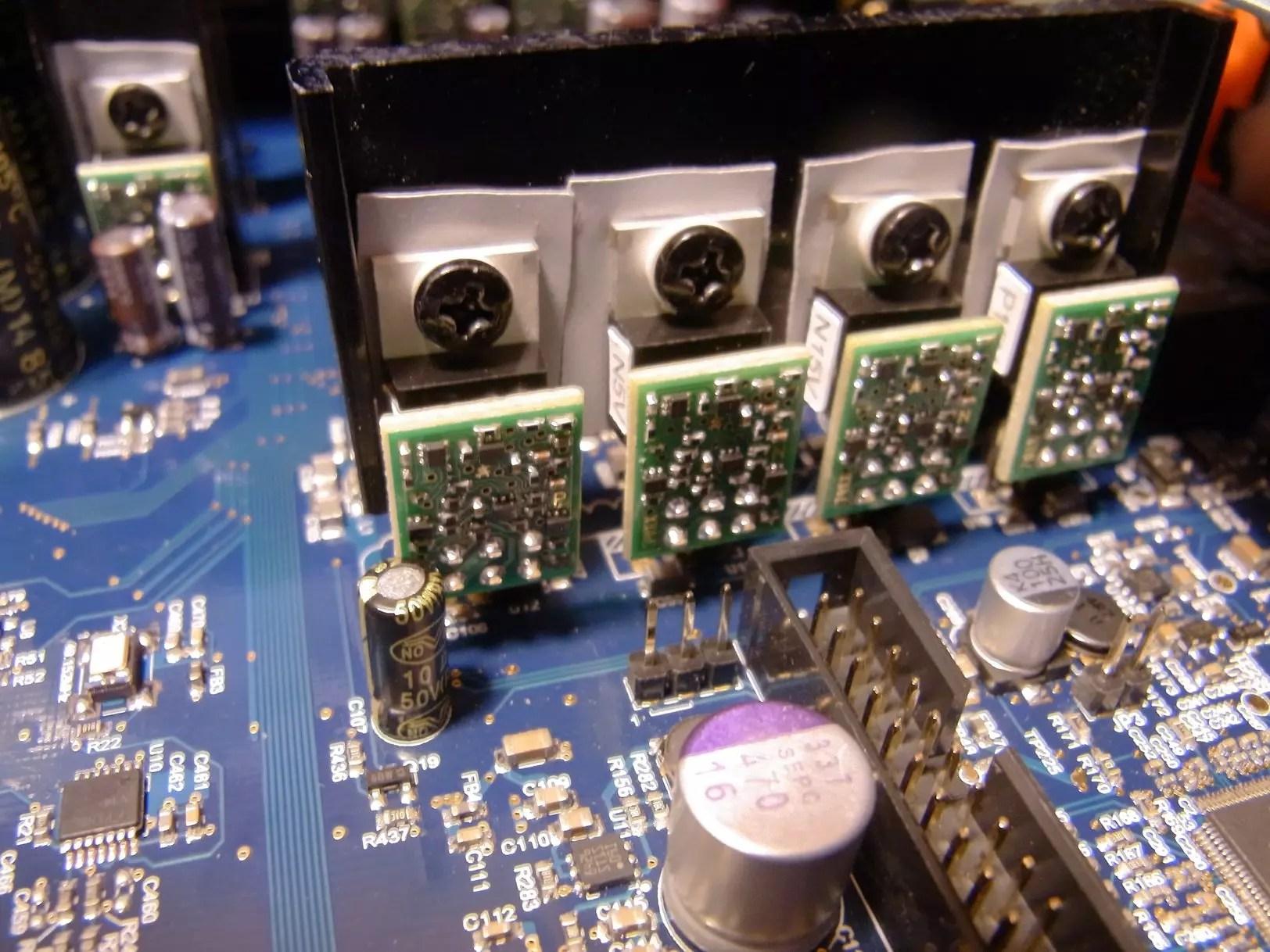 Discrete Voltage Regulators Sparkos Labs Inc