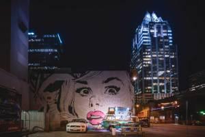 mural downtown austin