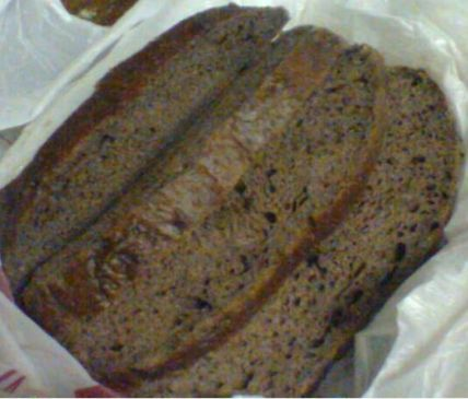 Black Bean Bread Recipe Sparkrecipes