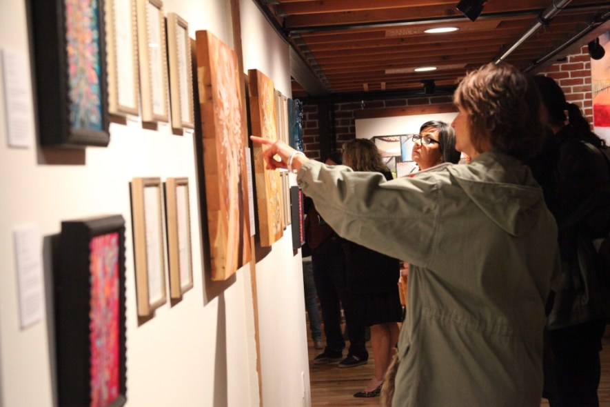 """Xanadu"" opening at Sparks Gallery"