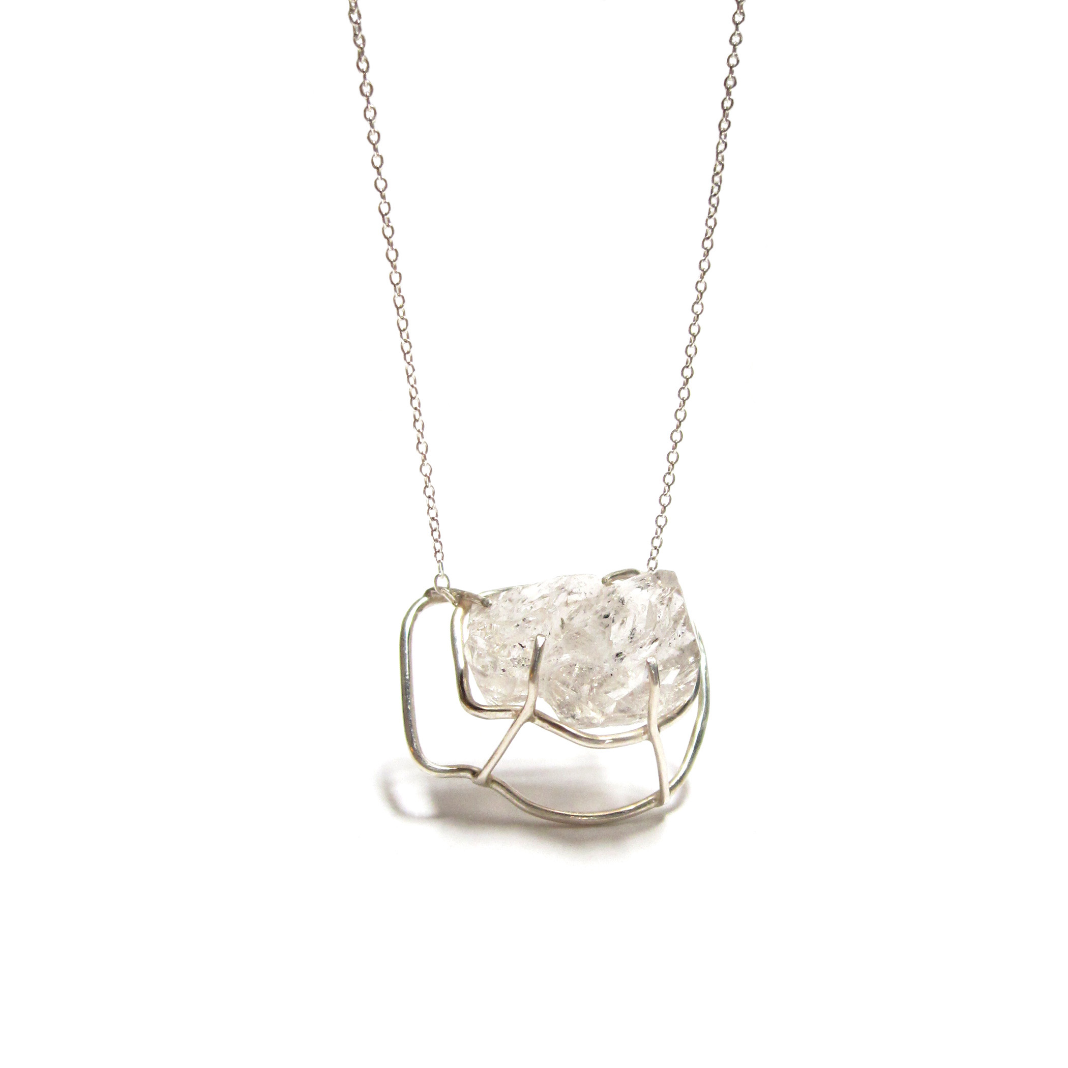 Herkimer diamond sterling silver pendant necklace sparks gallery herkimer diamond sterling silver pendant necklace aloadofball Gallery