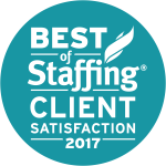 2017 Best of Staffing