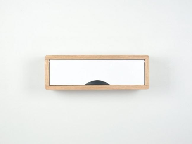 Floating Entryway Shelf
