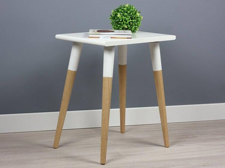 Sleek Modern Side Table, End Table, Nightstand