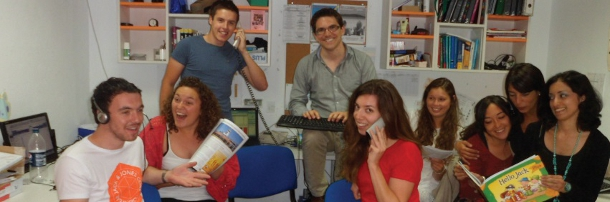 work and study Spanish in Spain