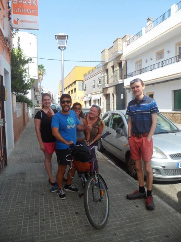 Guia del Puerto en bici con Mario