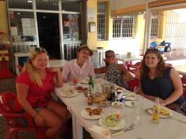 Spanish Course Welcome drinks