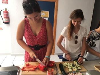 Cooking Class: Huevos de la Flamenca