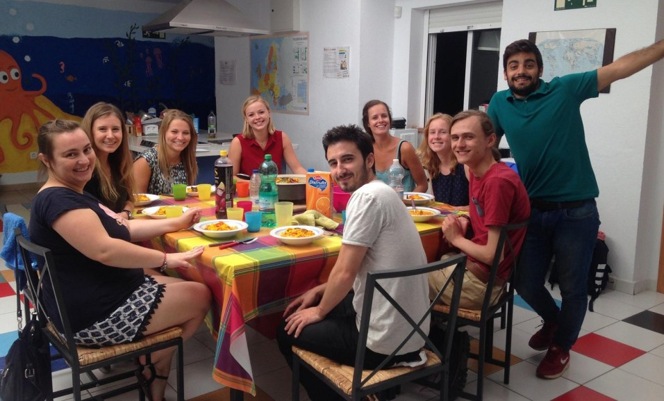 Spanish cuisine at Spark