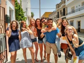 Crazy group photo!
