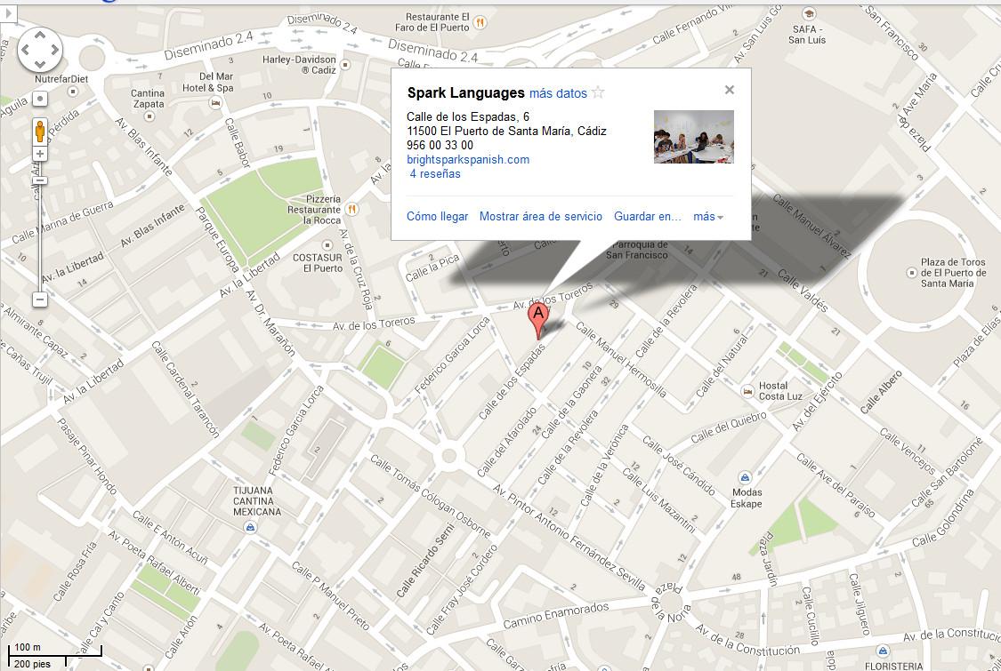 How to get to el puerto spanish courses - Taxi puerto de santa maria ...