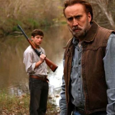 Nicholas Cage…making it do what it do