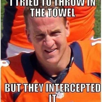 Manning and Interceptions