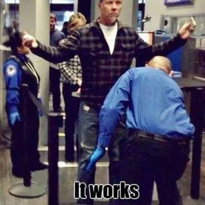 James Hetfield. Legend.