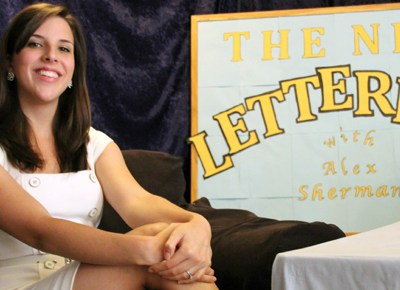 Sandra Bullock guest stars on The New Letterman