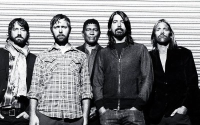 Updates about the new Foo Fighters' album