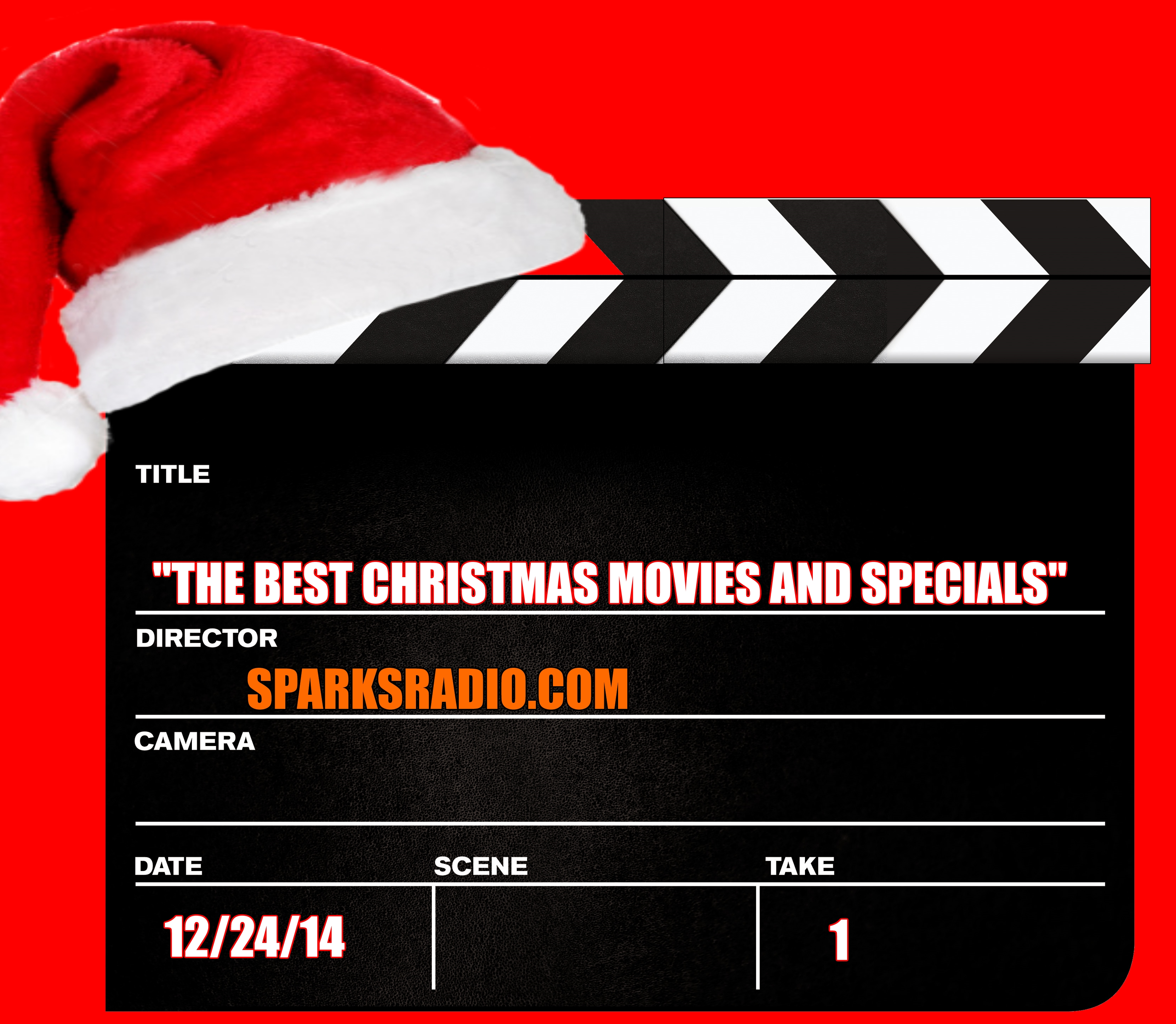 The Best Christmas Movies And Specials Sparks Radio