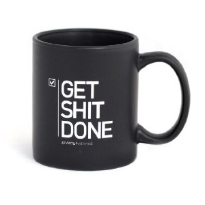Back to work mugs