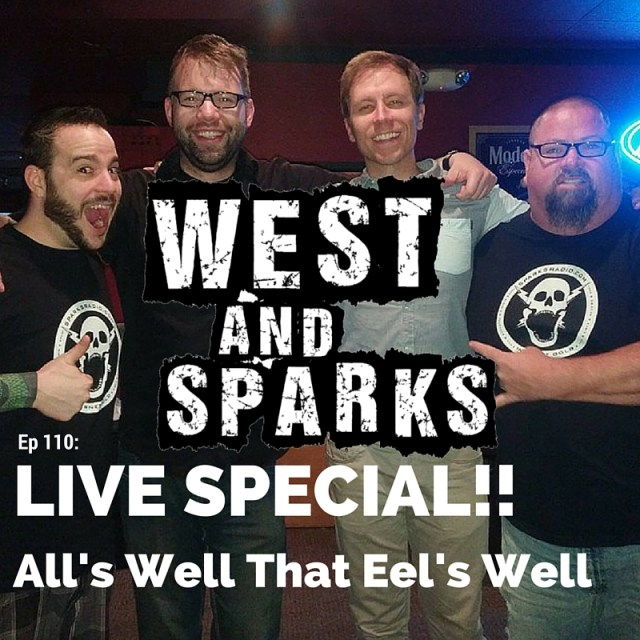 West and Sparks LIVE SPECIAL