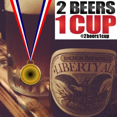2 Beers 1 Cup: Anchor Brewing Company's Liberty Ale