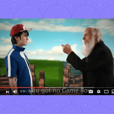 Ash Ketchum vs Charles Darwin…