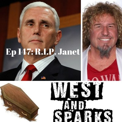 West and Sparks TIMED Podcast Ep 147: R.I.P. Janet