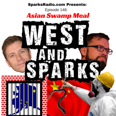 West and Sparks TIMED Podcast Ep 148: Asian Swamp Meal