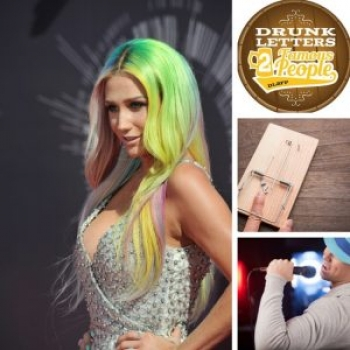 Drunk Letters to Famous People Episode 25: Kesha