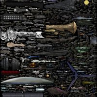 Every Spaceship, Compared