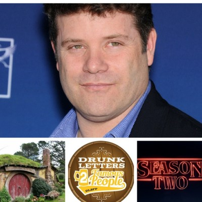 Drunk Letters to Famous People Episode 27: Sean Astin