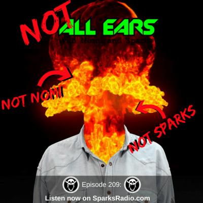 NOT ALL EARS PODCAST Ep 209 : Who's a worse driver?