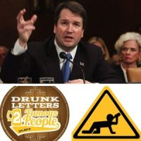 Drunk Letters to Famous People  Episode 54: Brett Kavanaugh