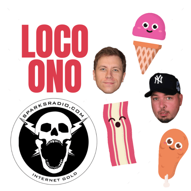 Loco Ono – Sparks Radio Podcast 196