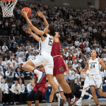 Reed grad not blinded by national spotlight at UConn