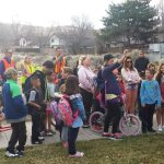 Local schools take part in 'Nevada Moves Day'