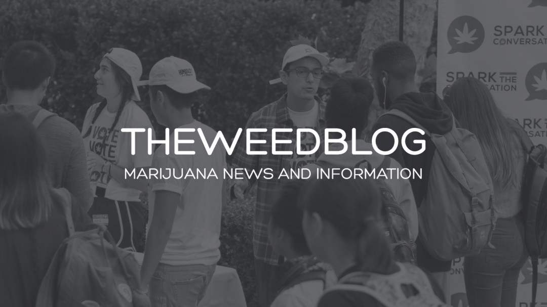 The Weed Blog Spark The Conversation