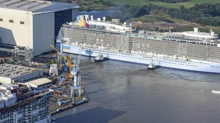 How to build a cruise ship - Sparkx