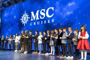 MSC Bellissima Main Ceremony-06