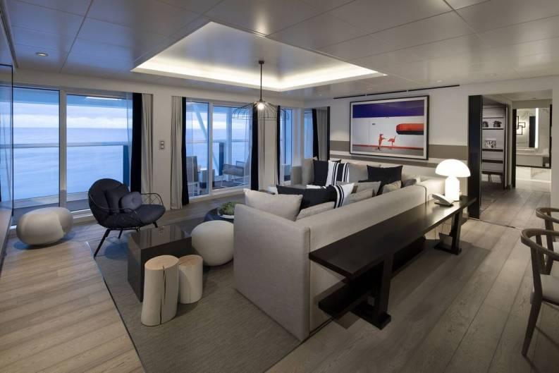 Penthouse Suite Celebrity Edge