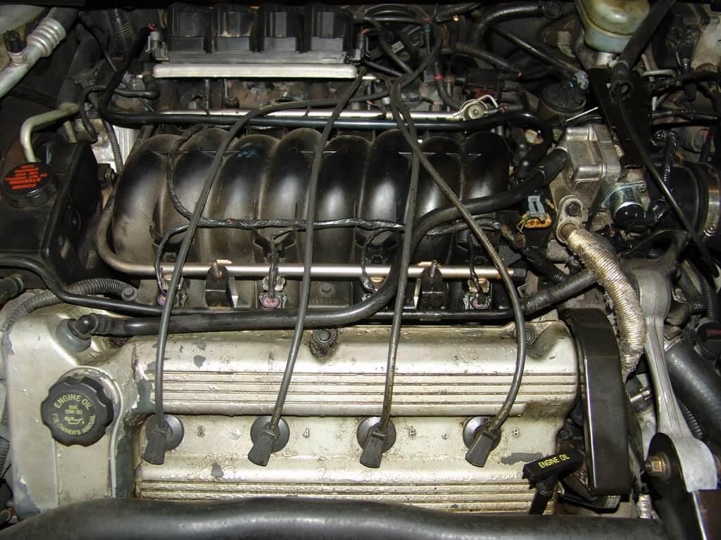 Pontiac Engine Coolant