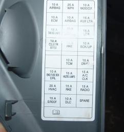 2006 suzuki xl 7 fuse box [ 1024 x 768 Pixel ]