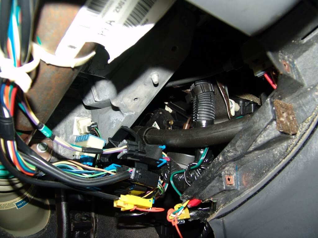 2005 Trailblazer Fan Clutch Wiring Harness Sparky S Answers 2000 Oldsmobile Intrigue Driver S Vent